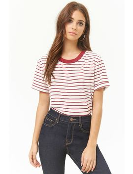 T Shirt à Rayures by Forever 21