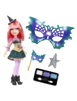 Bratz Finora Masquerade Doll Witch Halloween New In Box Brats Mask Hat Collector by Bratz