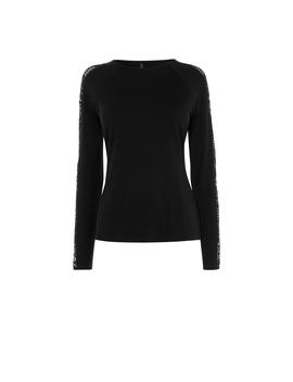 Lace Sleeve T Shirt by Td151 Fd059 Pd100 Gd007 Kd043 Kd021 Td016 Kd020 Kd066 Hd021 Dc133 Dc289 Dc292 Dc288 Dc166