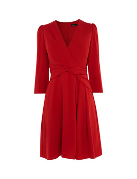 Wrap Waist Dress by Dd069 Fd073 Fd056 Gd030 Dd171 Dd071 Pd012 Dd248 Dd223 Dd036 Dd118