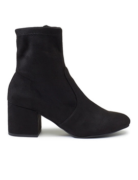 Irven Faux Suede Boots by Steve Madden