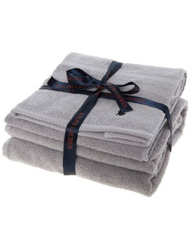 Grey Towel Set by Ralph Lauren