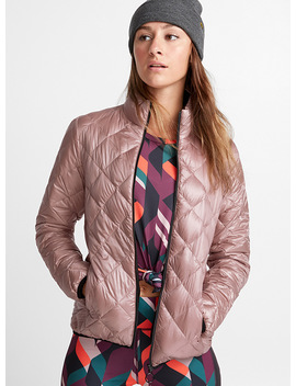 Reversible Quilted Jacket by I.Fiv5