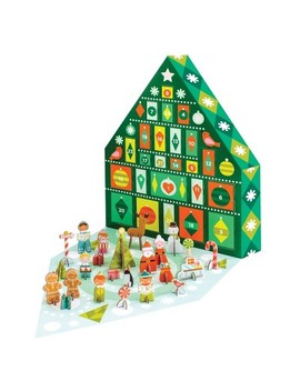 Petit Collage Tree Pop Out Advent Calendar by Shop All Petite Collage