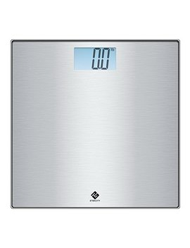 Etekcity Stainless Steel Digital Body Weight Bathroom Scale, Step On Technology, 400 Pounds by Etekcity
