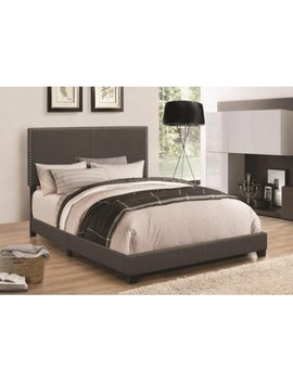 Charlton Home Sheldon Upholstered Panel Bed & Reviews by Charlton Home