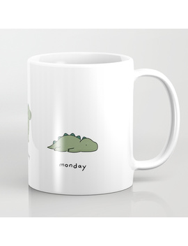 Monday Coffee Mug by