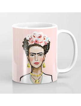 Frida Kahlo Coffee Mug by