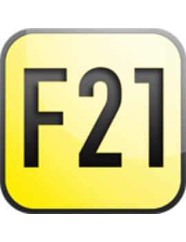 Polaroid Logo Zip Front Windbreaker by Forever 21