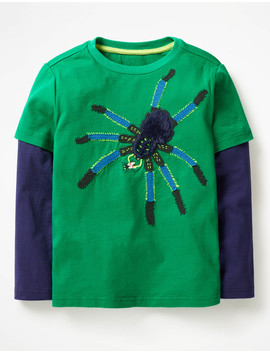 Creepy Crawly T Shirt by Boden