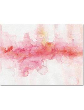 "Trademark Fine Art ""Rainbow Seeds Abstract"" Canvas Art By Lisa Audit by Trademark Art"
