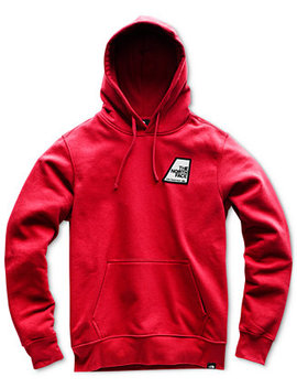 Men's Fleece Pullover Patch Hoodie by The North Face