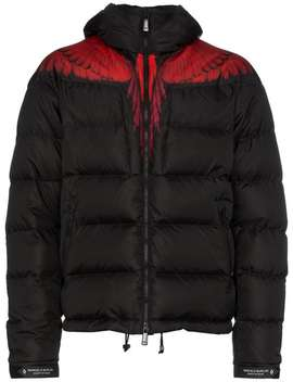 Wings Down Jacket by Marcelo Burlon County Of Milan