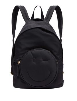 Chubby Wink Backpack by Anya Hindmarch