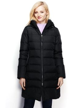 Women's Petite Chalet Down Coat by Lands' End