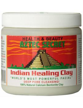 Aztec Secret Indian Healing Clay 1 Lb By Aztec Secret by Aztec Secret