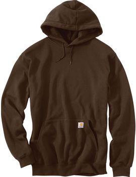 Carhartt Men's Midweight Hooded Sweatshirt by Carhartt