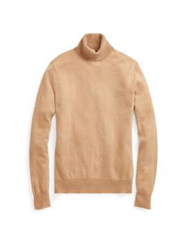 Slim Fit Cashmere Turtleneck by Ralph Lauren