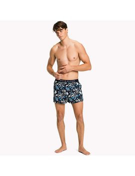 Woven Cotton Tropical Boxers by Tommy Hilfiger