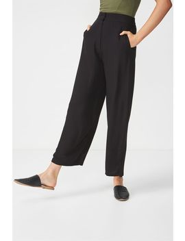 Wide Leg Drapey Pant by Cotton On