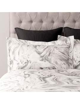 5 A Fifth Avenue Prescott Grey Oxford Pillowcase Pair by Dunelm