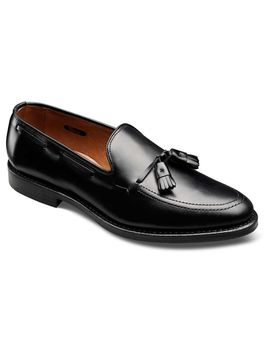 Grayson Dress Loafer With Combination Tap Sole by Allen Edmonds