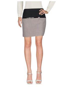 Bouchra Jarrar Mini Skirt   Skirts D by Bouchra Jarrar