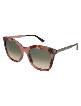 Gucci Women's Gg0217s 005 52mm Sunglasses by Gucci