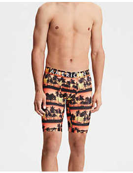 "Aeo Stretch Sunset 9"" Boxer Brief by American Eagle Outfitters"