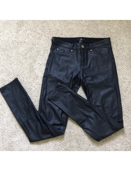 H&M Faux Leather Pants by H&M