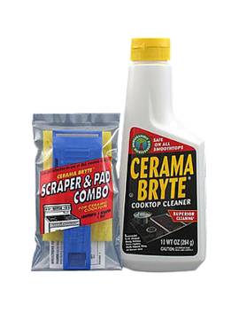 Cerama Bryte Cooktop Cleaning Kit by Cerama Bryte