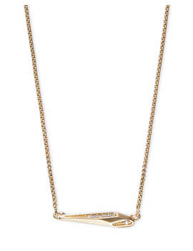 Tabitha Pendant Necklace In Gold by Kendra Scott