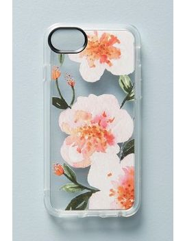 Casetify Pink Floral I Phone Case by Casetify