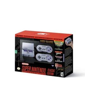 Nintendo Super Nes Classic Edition (Universal), Clvssnsg by Nintendo