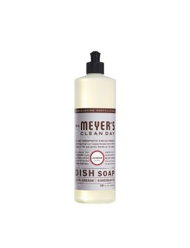 Mrs. Meyer's Lavender Liquid Dish Soap   16 Fl Oz by Shop All Mrs. Meyer's