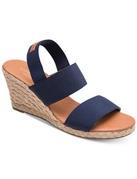 Allison Wedge Sandals by Andre Assous