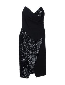 Donna Karan Knee Length Dress   Dresses D by Donna Karan