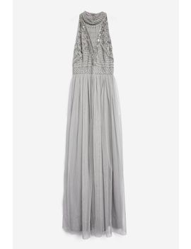 **Hyacinth Maxi Dress By Lace & Beads by Topshop