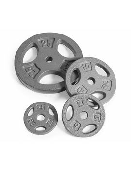 Cast Iron Weight Plate by Cap Barbell