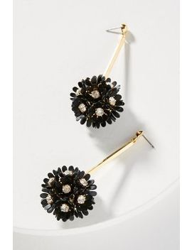 Oasis Floral Drop Earrings by Lele Sadoughi