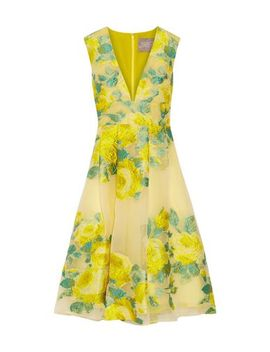 Lela Rose 3/4 Length Dress   Dresses D by Lela Rose
