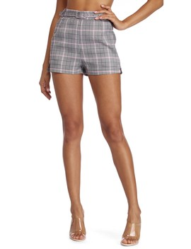 Plaid About You Dress Shorts by Windsor