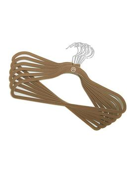 Joy Huggable Hangers® Suit Hangers 24 Pack by Joy Mangano
