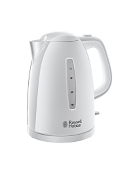 Russell Hobbs 21270 Textures Kettle   White by Asda