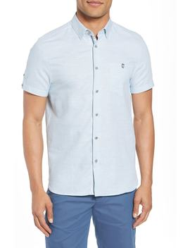 Slim Fit Sport Shirt by Ted Baker London