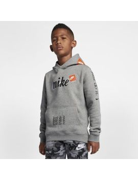 Nike Sportswear Big Kids' (Boys') Just Do It Pullover Hoodie. Nike.Com by Nike