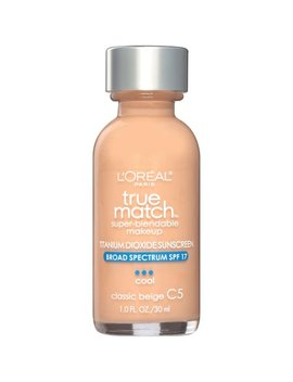 L'oreal Paris True Match Super Blendable Foundation, C5 Classic Beige by L'oreal
