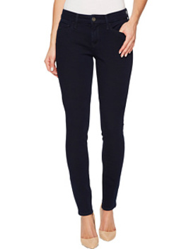 Alexa Mid Rise Skinny In Deep Bi Stretch by Mavi Jeans
