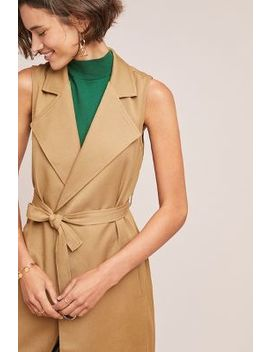Sleeveless Trench by French Mauve