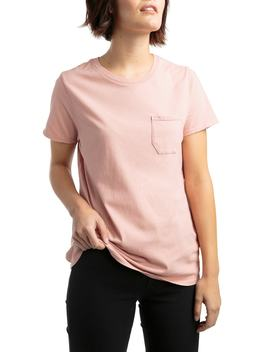 Pocket Tee by Richer Poorer